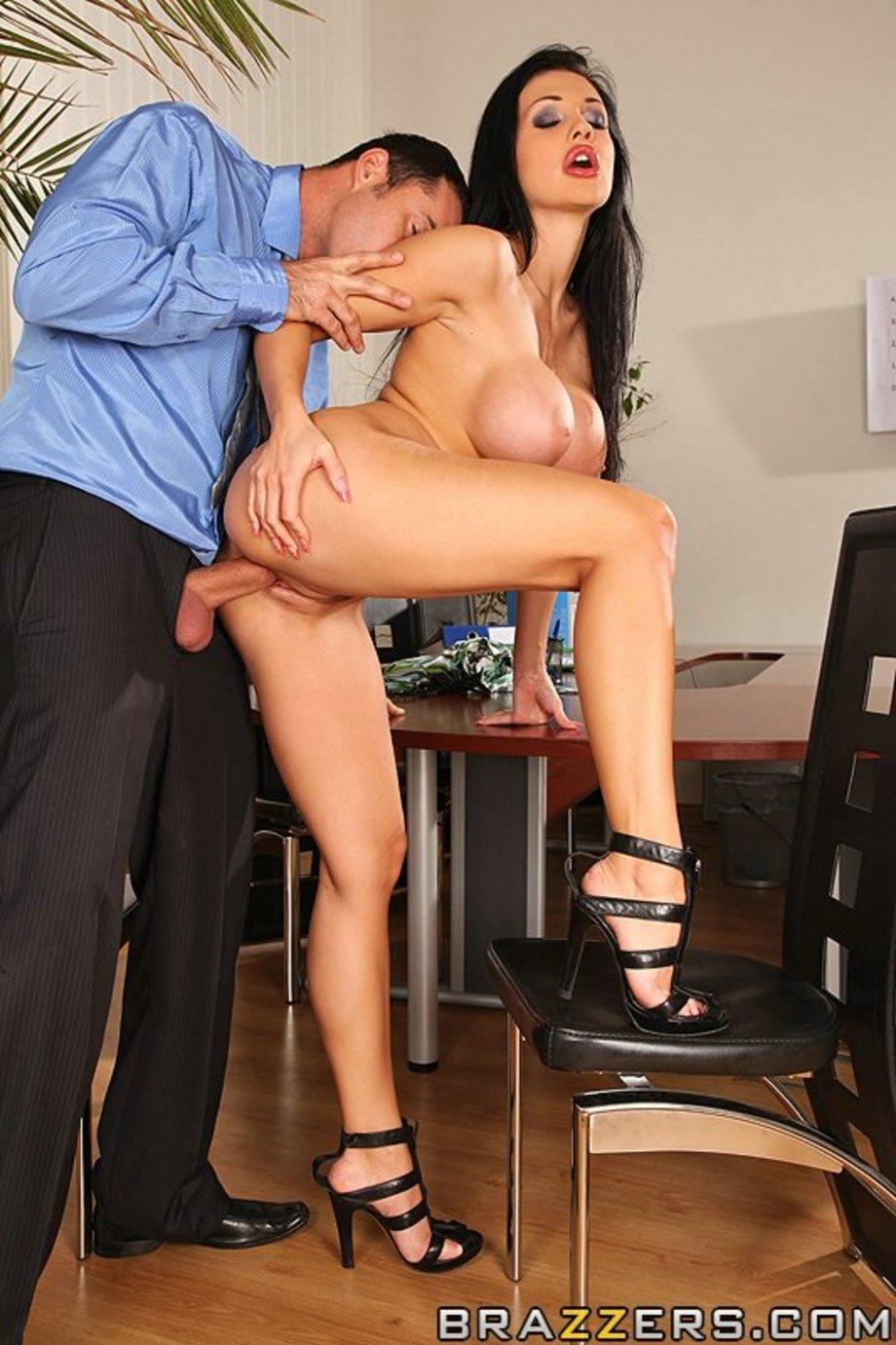 Порно звезды секретарши