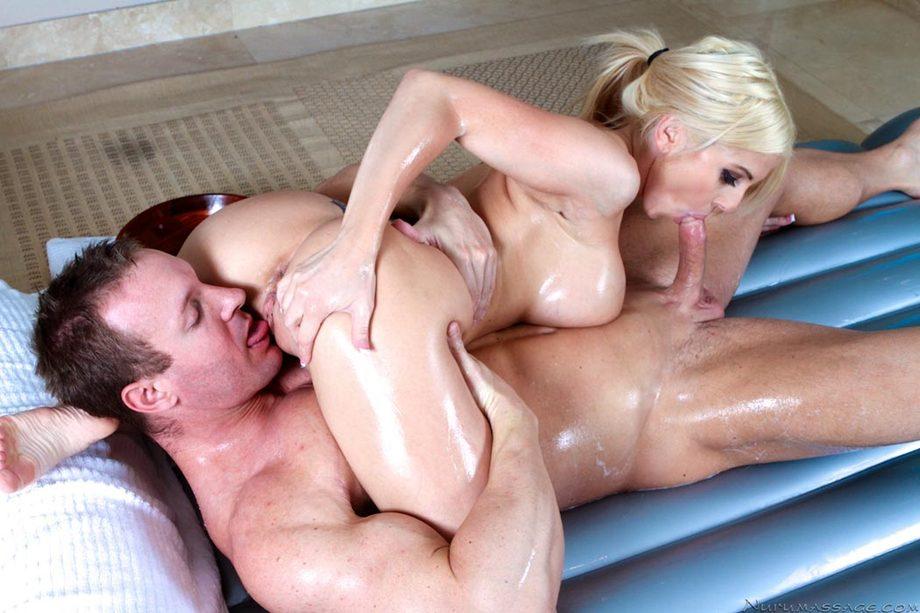 Тайский секс массаж блондинкой. Просмотреть все записи в рубрике Кун