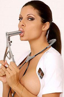 Priscilla Russo Horny Nurse